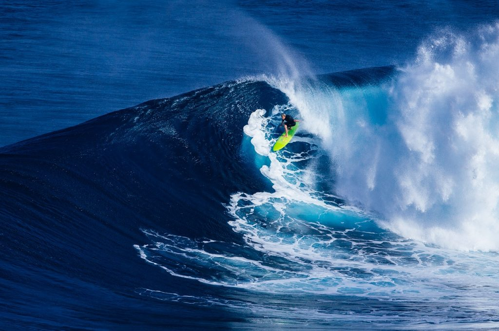 Surfing on Adventure Hub. Read surfing articles online.